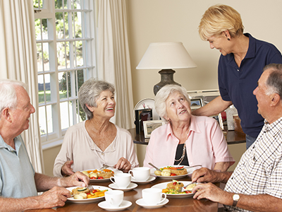 Improving Senior Care and Living